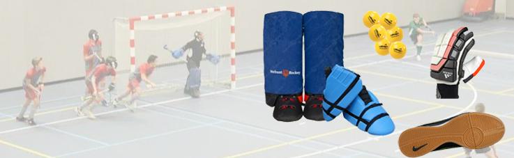 zaalhockeymateriaal